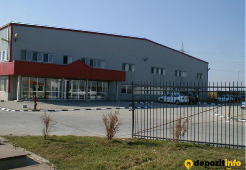 Depozite de închiriat în Mega Distribution Center