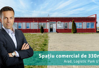 Warehouse in Arad 377 sq m